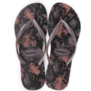 Havaianas womens flip flops